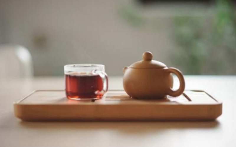 CBN-infused Bedtime Tea recipe